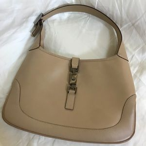 Gucci Jackie Leather Bag